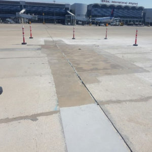 AIRPORT RUNWAY & ROMEO TAXIWAY WORKS: