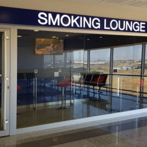 AIRPORT SMOKING ROOM RENOVATION WORKS