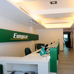 Europcar Company Office